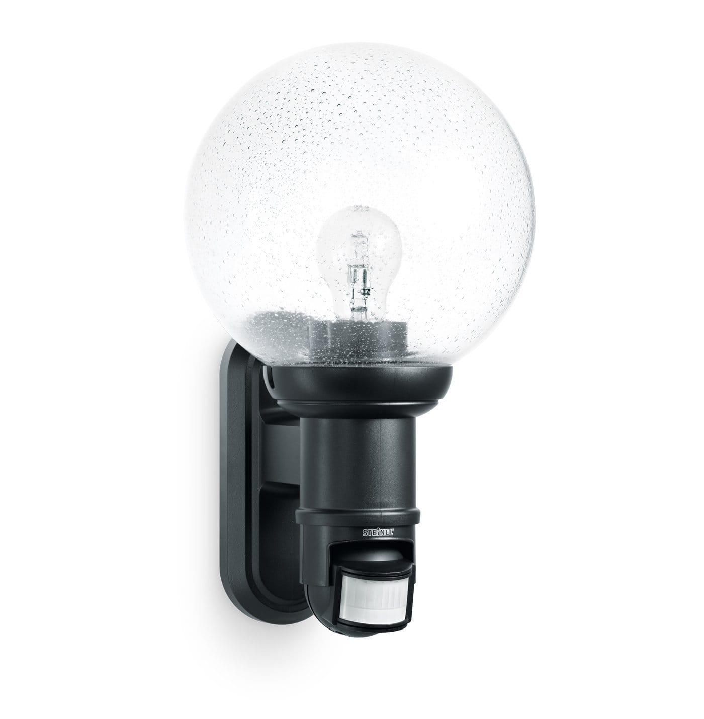 Steinel L 585 Lampa Z Czujnikiem Ruchu Czarna 005535