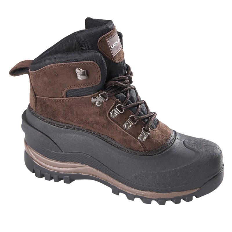 613324a6 LAHTI PRO Buty robocze zimowe Śniegowce brązowe rozmiar 45 /L3080445 ...